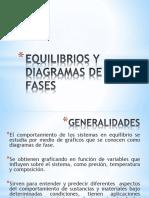Equilibrios y Diagramas de Fases (1)