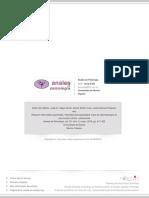 Relación Entre Estilos Parentales, Intensidad Psicopatológica y Tipo de Sintomatología en Adolescentes