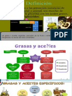 Tecnologia de Aceites y Grasas