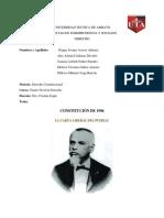 Constitución de 1906