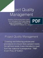 Quality Management Slides