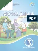 Mi 3 Akidah Akhlak Siswa Revisi