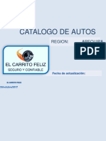 Catalogo Autos SENATIo