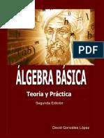 Álgebra Básica. Teoría y Práctica. 2da Edición (David Gonzáles L.).pdf