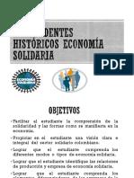 Historia Economía Solidaria