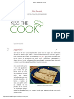 Quesos Veganos _ Kiss the Cook