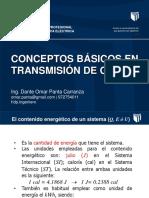 CONCEPTOS BASICO transf. calor