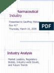 2005 New Drug Dev