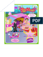 Maneja Con Estilo - Juego de Auto y de Vestir Para Niñas _ Polly Pocket