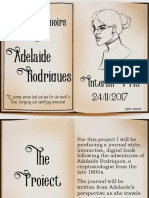 The Memoirs of Adelaide Rodriques