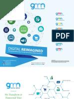 GMN Digital Group Corporate Brochure | GMN Web Solutions | Web Design | Website Development | Branding | SEO | SEM | Digital Marketing