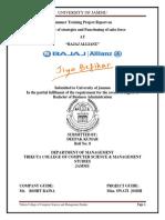 185366598 Bajaj Project