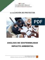 2.Análisis de Sostenibilidad e Inpacto Ambiental Uap