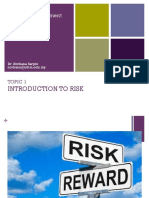 Topic 1 Introduction to risk.pdf