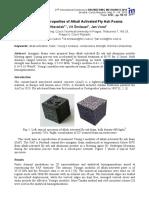 Aluminum Powder Concret