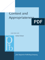 Anita Fetzer--Context and Appropriateness.pdf
