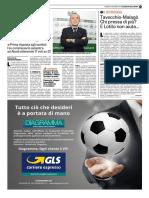 La Gazzetta dello Sport 24-11-2017 - Caos Figc