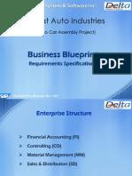 GAI Enterprise Structure