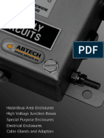 ABTech BPG Range of GRP Junction Boxes