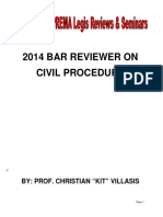 Villasis Notes in Civil Procedure  (Suprema Legis).pdf