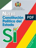 Nueva Constitucion - Bolivia