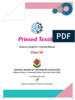 CIT Printed Textile XII Text