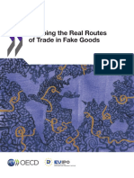 Mapping the Real Routes of Trade in Fake Goods En