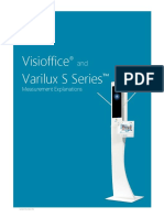Visioffice Measurement FAQ
