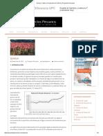 Quinua, Cultivo y Producción en El Perú - Proyectos Peruanos