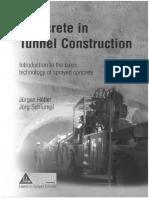 SIKA MANUAL - Shotcrete in Tunnel Construction