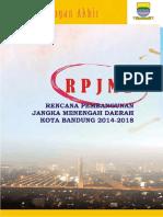 Rpjmd Kota Bandung