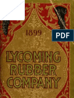 (1885) Rubber Boots and Shoes (Catalogue & Price List)