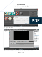 Apuntes de VSDC Free Video Editor Versión 2017