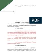 Petição Inicial de Acordo Com a Reforma (2) (1)