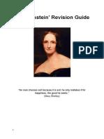 Frankenstein Revision Guide