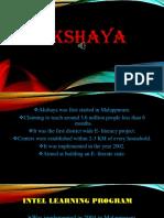 Akshaya Kendra - An E - literacy mission- Ambili