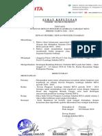Surat Keputusan Dewan Pengurus