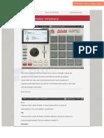 Manual-iMPC - Guia Do Usuario