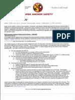 OSHA 5000 Pound Information