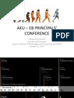AKU EB Oct11 PrincipalsConference
