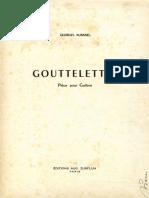 Aubanel Gouttelettes