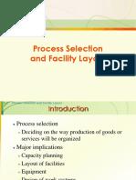 Chap006_Process Selection & Facility Layout