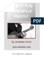 Jons Guide to Campanella Fingerstyle Ukulele