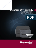 Evolution EV-1 and ACU Installation Instructions 87180-4-En