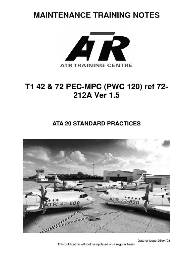 ata 20 standard practices electrical wiring manufactured goods rh scribd com