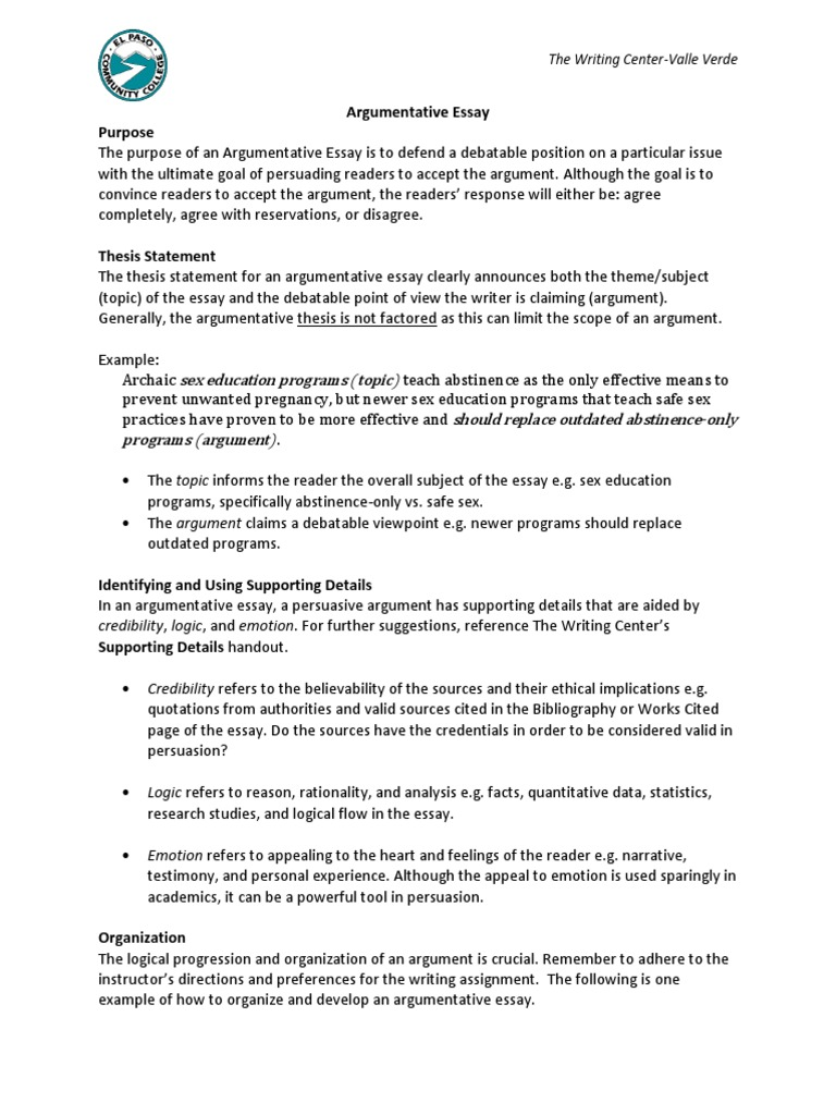 in a persuasive essay what is the purpose of the thesis statement  in a persuasive essay what is the purpose of the thesis statement