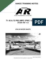 ATA 38 Water Waste