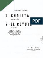 Ayala cholita & El Coyuyo