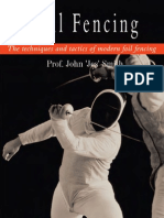 Foil Fencing - Prof. John 'Jes' Smith