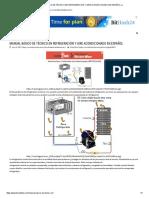 Manual Básico de Técnico en Refrigeración y Aire Acondicionado en Español _